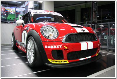 MINI RacingModify